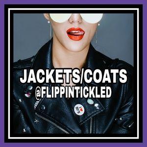 Jackets Coats Blazers Vests Divider